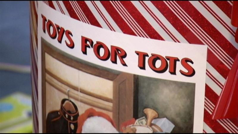 Toys For Tots Plaques : Toys for tots campaign underway wqow tv eau claire wi