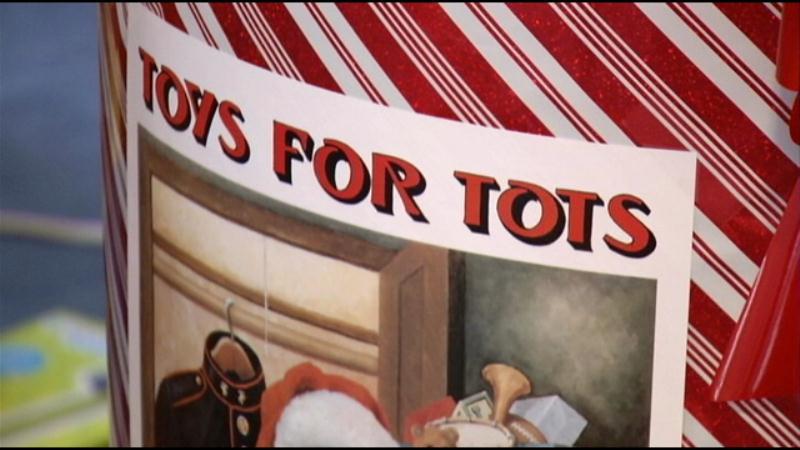 Toys For Tots Campaign : Toys for tots campaign underway wqow tv eau claire wi