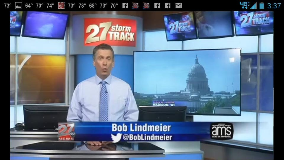 Watch the latest 27 StormTrack video forecast