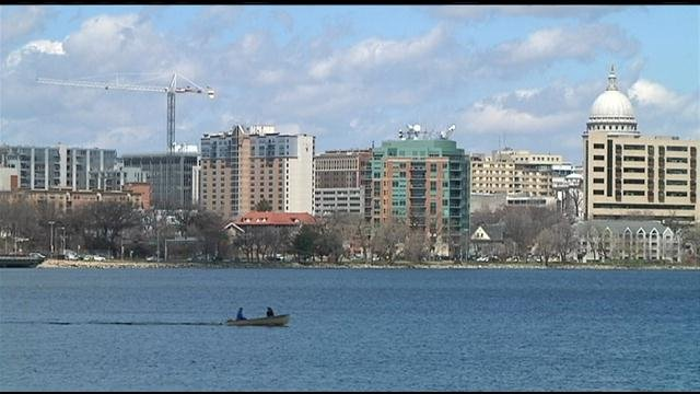 File photo of Lake Monona