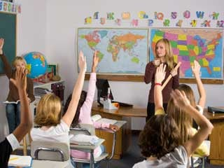 Public schools across the U. S. are being forced to tighten budgets and curb spending. (©istockphoto.com/Rich Legg)