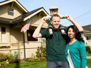 Refinancing your mortgage can put money in your pocket every month. (©istockphoto.com/Justin Horrocks)