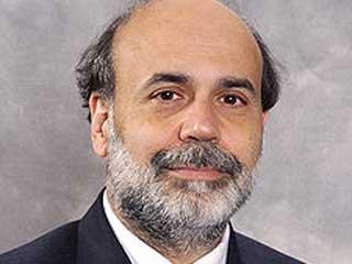 Ben Bernanke, chairman of the Federal Reserve Board
