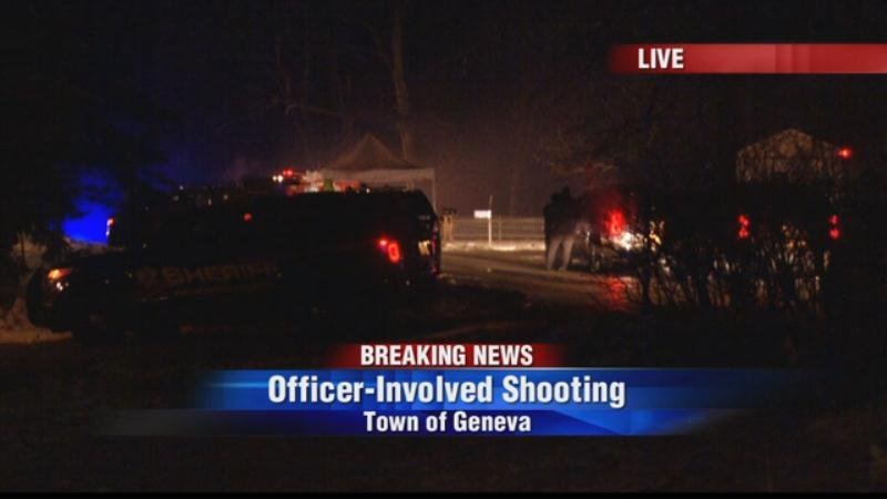 Officer-involved shooting investigated in SE Wisconsin