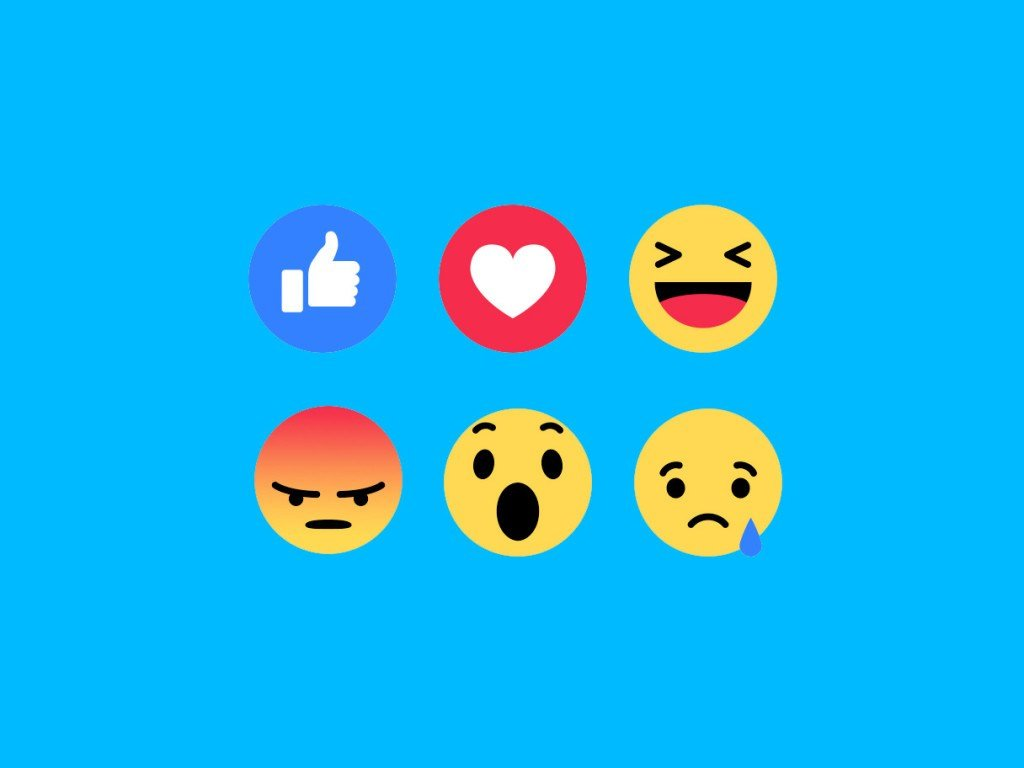 Facebook Reactions are now globally available