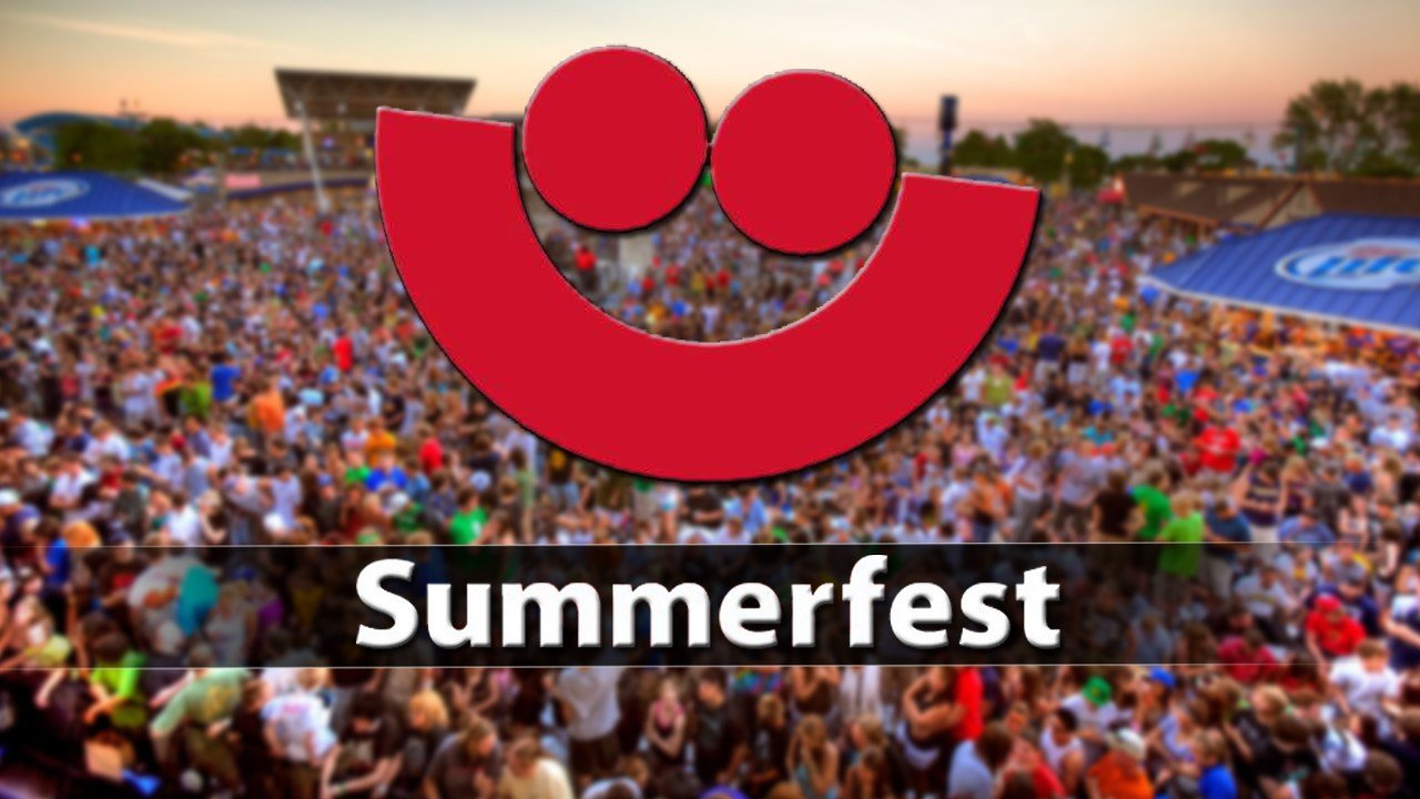 Summerfest announces first two headliners for 2017 - WREX ...