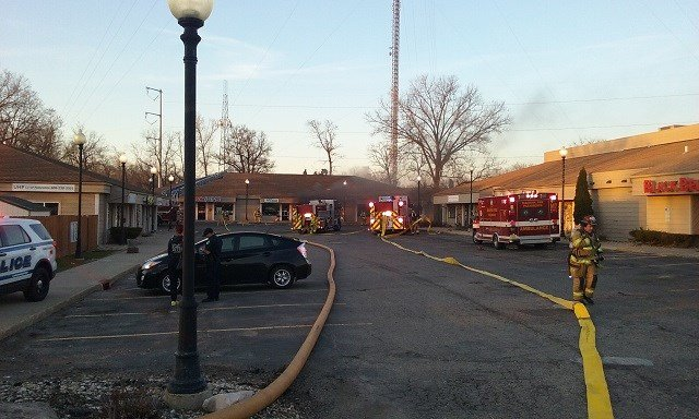 Update Fire At Odana Road Business Likely Caused By Battery Ins Wkow 27 Madison Wi Breaking