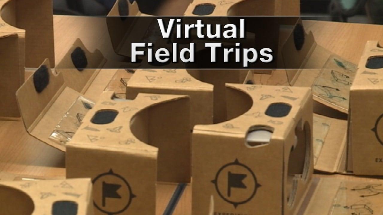 Stoughton High School students take virtual reality field trips ...