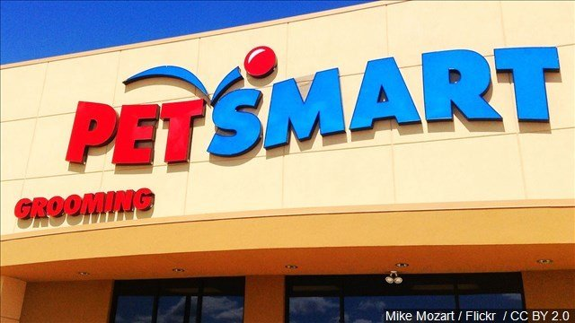 Petsmart severs ties with pennsylvania small animal for Petsmart fish bowl