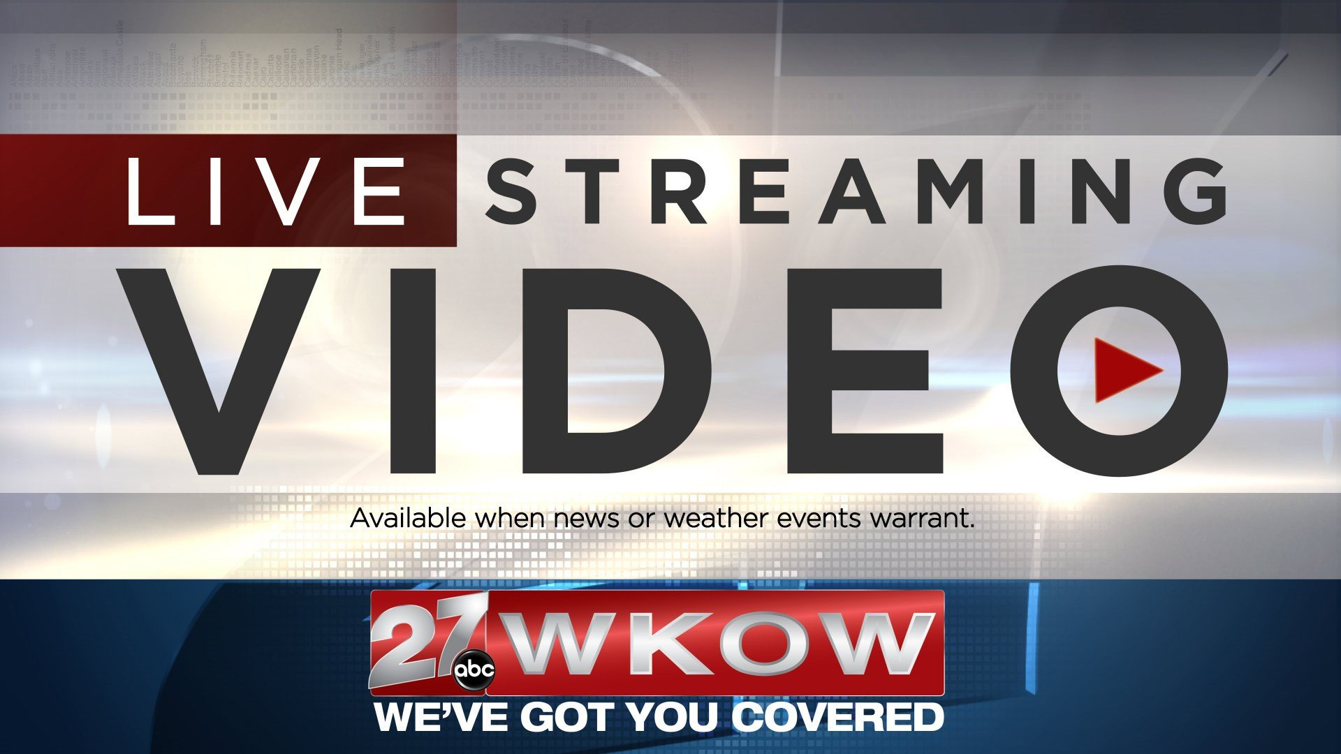 Live streaming video wkow 27 madison wi breaking news weather live streaming video wkow 27 madison wi breaking news weather and sports stopboris Image collections