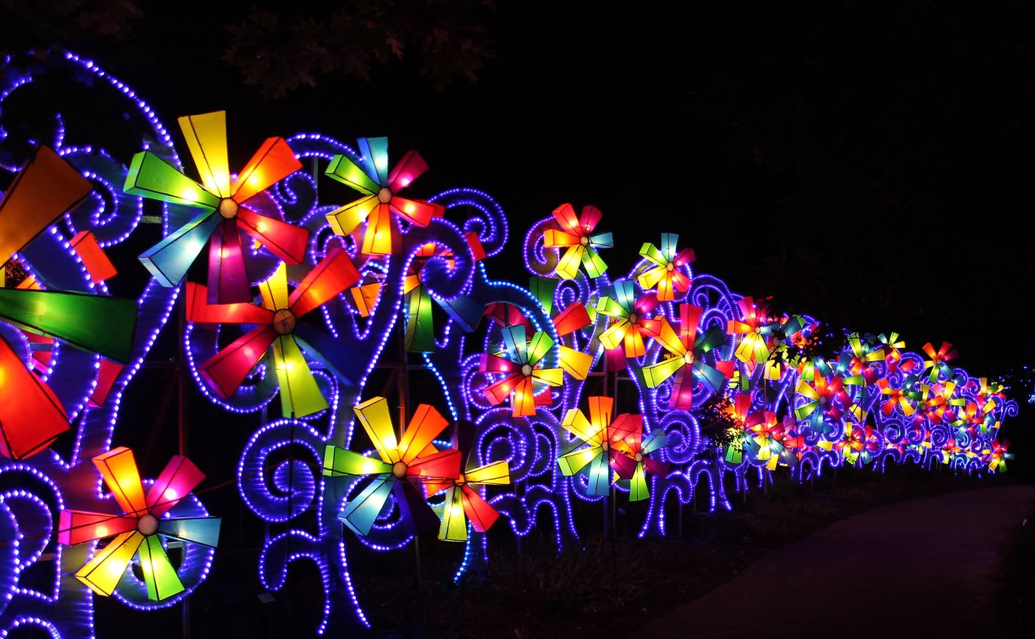 China Lights Display Comes To Southern Wisconsin Wqow Tv Eau Claire Wi News18 News Weather