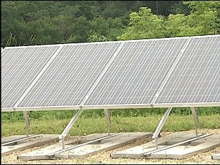 Solar energy being used to help cleanup landfill - WKOW 27: Madison