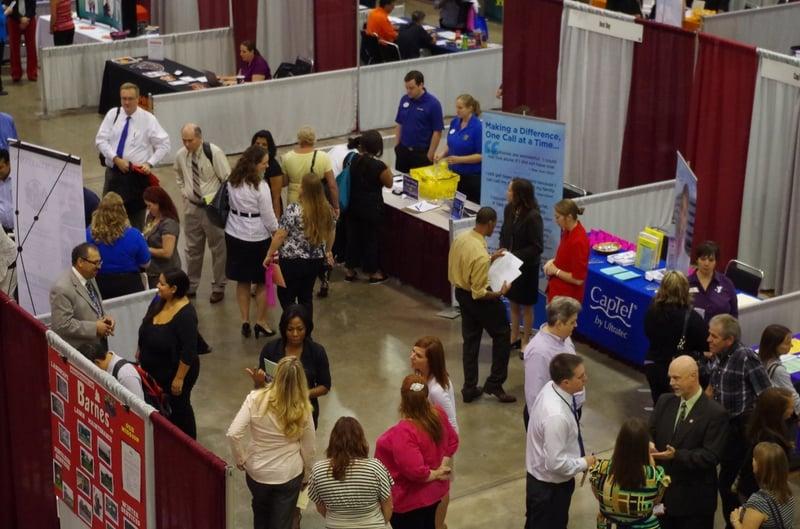 UPDATE: Dane Co. Regional Job Fair held at Alliant Energy Center ...