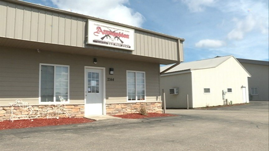 Business Reacts After Gun Store Burglary Leads To Manhunt