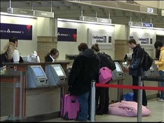 Flight Cancellations In Madison Milwaukee Airports Wkow