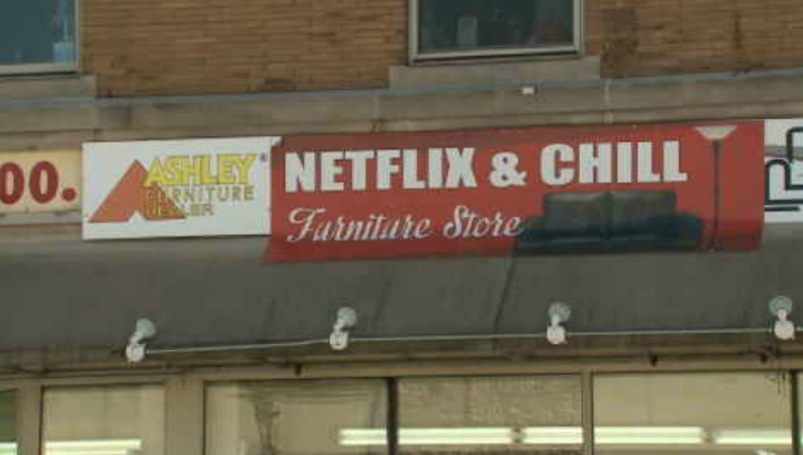 Netflix & Chill furniture store turns heads in Milwaukee