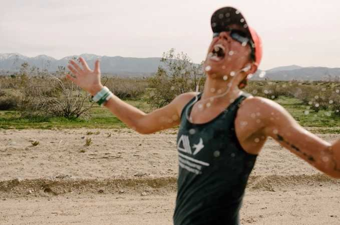 Local runner featured in documentary after 340-mile journey