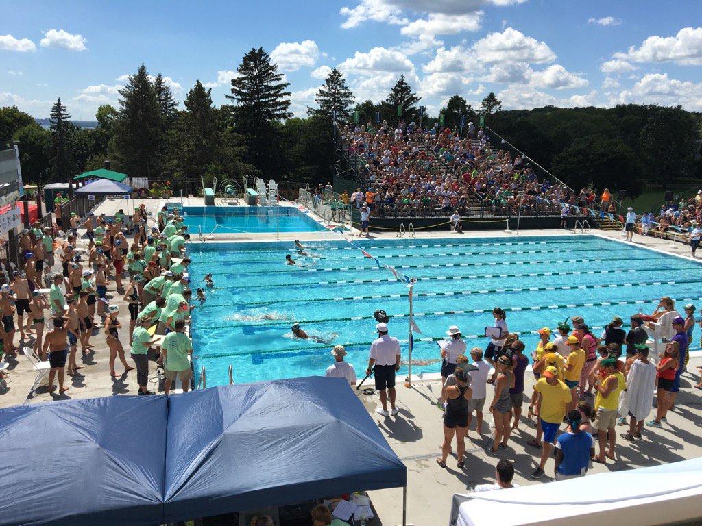 corral city swim meet