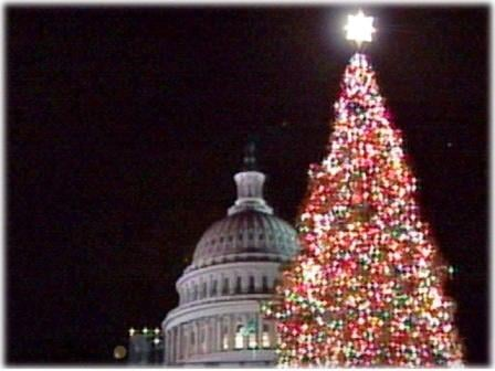 U S Capitol Christmas Tree Lighting On Tuesday WKOW 27 Madison WI Breaki