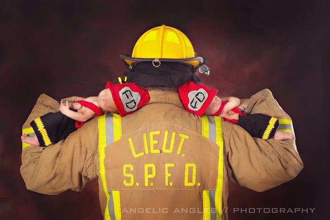 Billboard pays tribute to fallen Sun Prairie firefighter