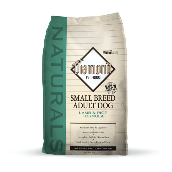 Diamond Naturals Dog Food Recall