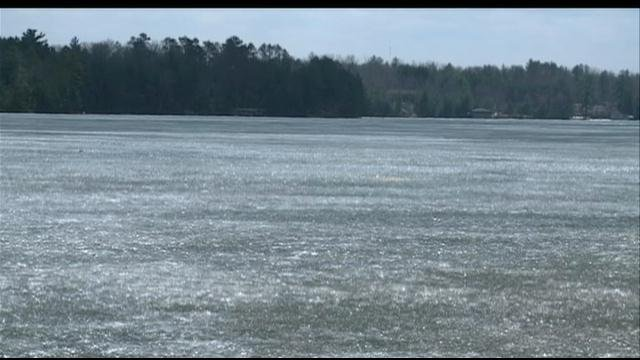 Ice remains on northern wi lakes wkow 27 madison wi for Wi fishing season