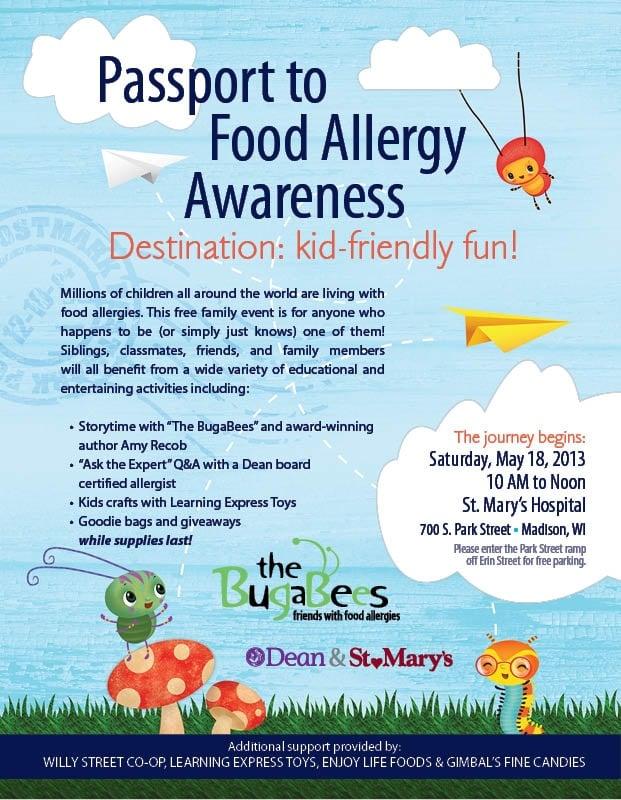 Food Allergy Awareness Week Wkow 27 Madison Wi
