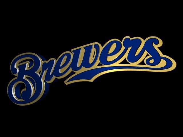 gallery for brewers wallpaper