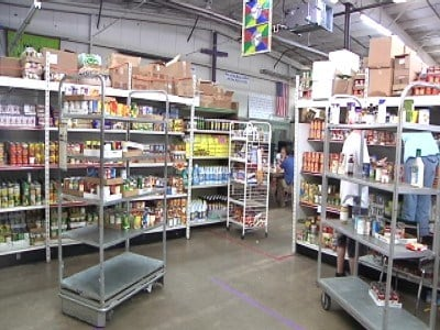 Food Pantries In Jefferson City