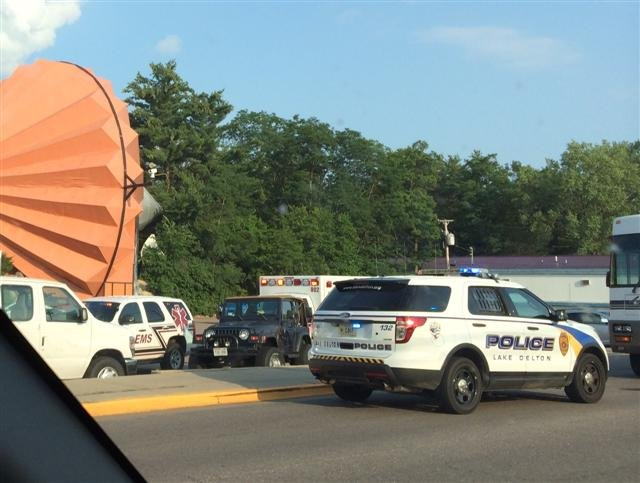 Pedestrian hit by vehicle injured in sauk county kwwl for Parkway motors cedar city