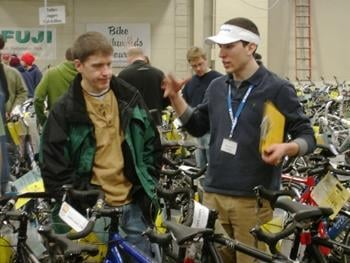 Bikes On Sale In Madison Wi Midwest Bicycle Show and