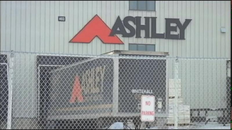 Wisconsin Based Ashley Furniture Downplays Possibility Of