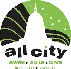 all city swim and dive meet
