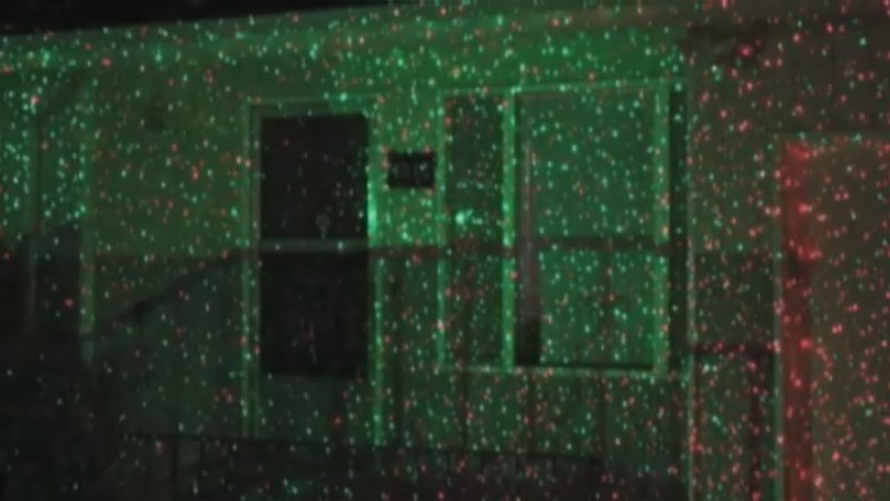 new christmas lights causing trouble in the skies - Newest Christmas Lights