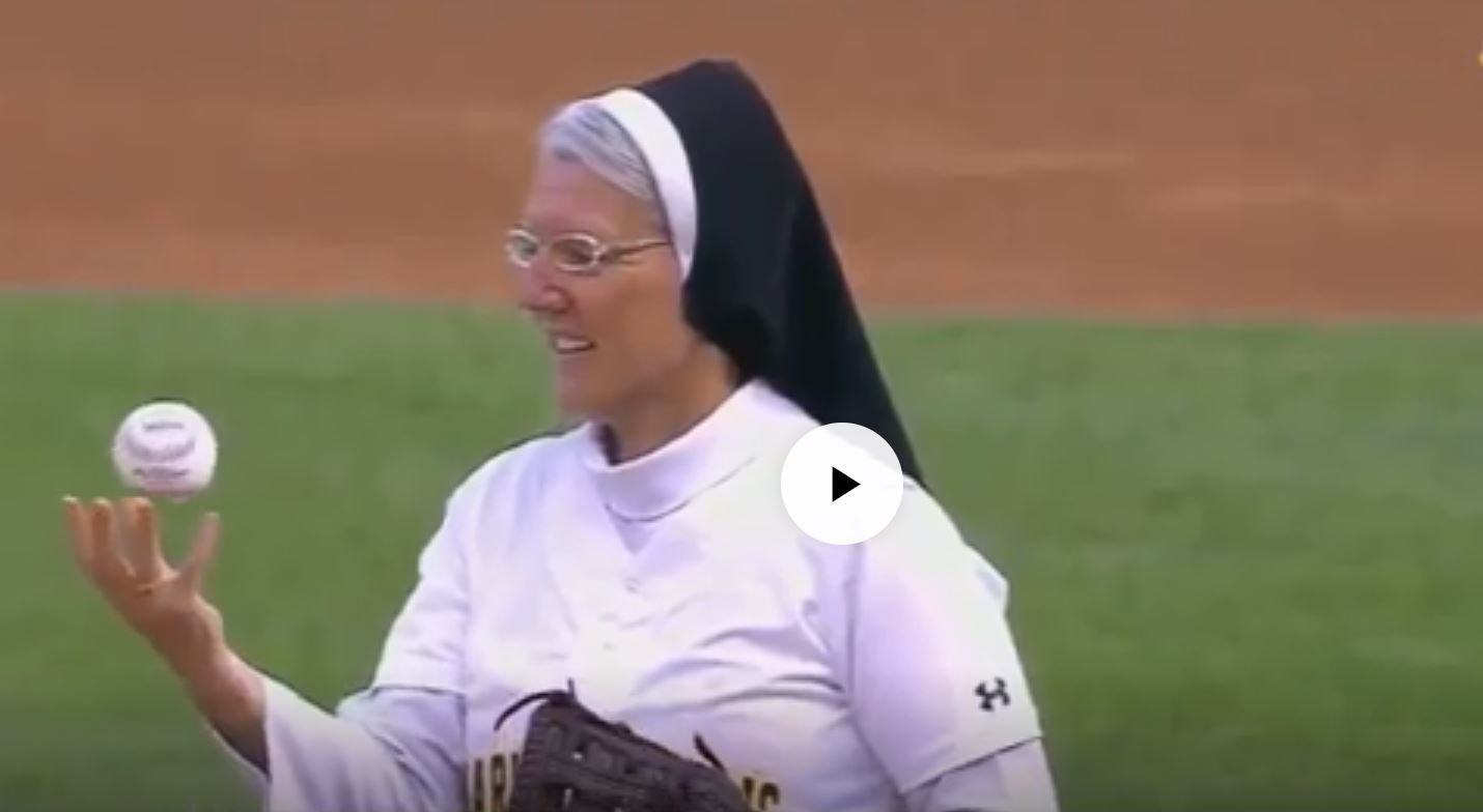 Sister Mary Jo Sobieck. Photo via ABC