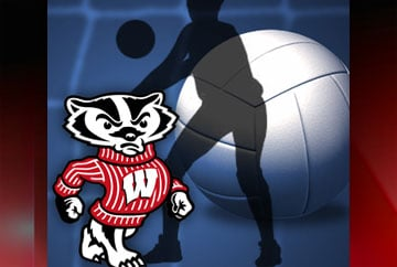 Badgers volleyball